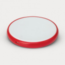 Radiant Wireless Charger Round+Red