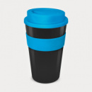 Express Cup Grande Black Cup Light Blue