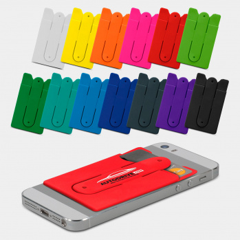 Snap Phone Wallet (Indent)