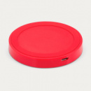 Orbit Wireless Charger Colour Match+Red