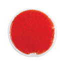 Round Gel Beads HotCold Pack+Red