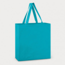 Carnaby Cotton Tote Bag Colours+Light Blue