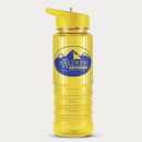 Triton Drink Bottle Colour Match+Yellow