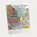 Adult Colouring Book+front