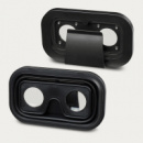 Expandable Silicone VR Viewer Black