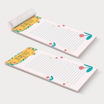 DLE Vertical Note Pad (50 leaves)