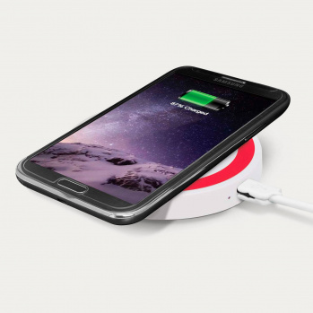 Orbit Wireless Charger (White)