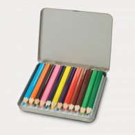 Coloured Pencil Tin (12 Piece) image