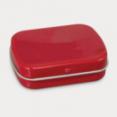 Small Mint Tin+Red