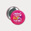 Button Badge Round (90mm)