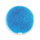 Round Gel Beads HotCold Pack+Blue