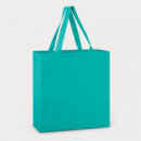 Carnaby Cotton Tote Bag Colours+Teal