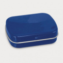 Logo Mints Small Tin+Royal Blue