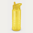 Triton Drink Bottle Colour Match+Yellow+angle