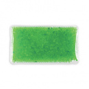 Gel Beads HotCold Pack+Green