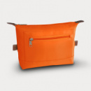 Microfibre Cosmetic Bag Orange