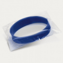 Silicone Wrist Band Embossed+bag