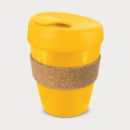 Express Cup Deluxe Cork Band+Yellow