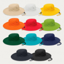 Cabana Wide Brim Hat+colours