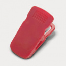 Magnetic Bottle Opener Clip Red