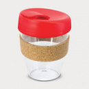 Express Cup Claritas Cork Band+Red
