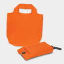 Atom Fold Away Bag+Orange