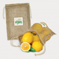 Jute Net Produce Bag image