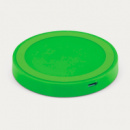 Orbit Wireless Charger Colour Match+Bright Green