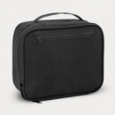 Zest Lunch Cooler Bag+Black