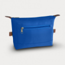Microfibre Cosmetic Bag Royal Blue