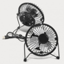 Nexion Desk Fan+Black