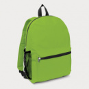 Scholar Backpack+Bright Green