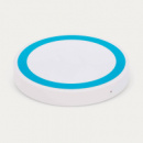 Orbit Wireless Charger White+Light Blue