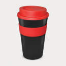 Express Cup Grande Black Cup Red