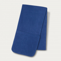 Fleece Scarf With Pockets image