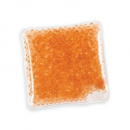 Square Gel Beads HotCold Pack+Orange