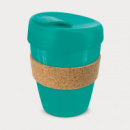 Express Cup Deluxe Cork Band+Teal