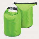 Nevis Dry Bag 5L+Bright Green