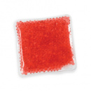 Square Gel Beads HotCold Pack+Red