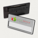 Magnetic Name Badge+branded