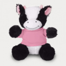 Large Cuddly Cow Pink