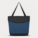 High LIne Two Tone Bag Blue