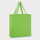 Carnaby Cotton Tote Bag Colours+Bright Green