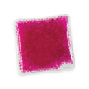 Square Gel Beads HotCold Pack+Pink