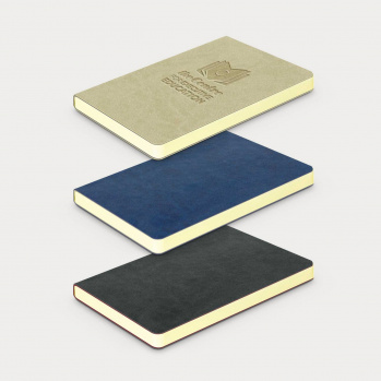 Pierre Cardin Soft Cover Notebook (Small)