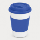 Aztec Coffee Cup+Dark Blue