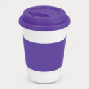 Aztec Coffee Cup+Purple