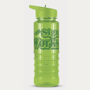 Triton Drink Bottle Colour Match+Bright Green