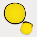 Flying Disc with Pouch Yellow