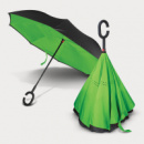 Gemini Inverted Umbrella+Bright Green